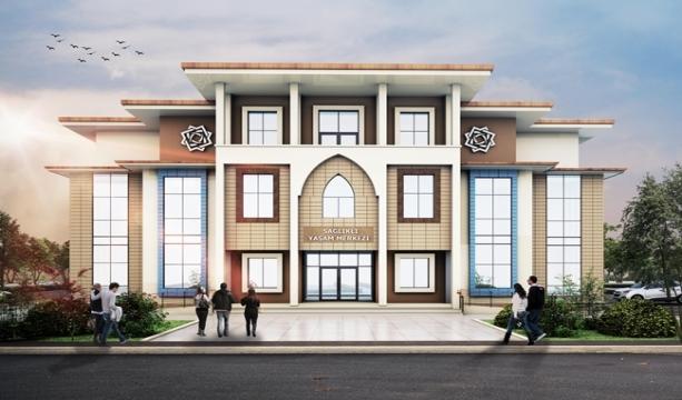 Meram'a 'Sağlıklı Hayat Merkezi' kuruluyor