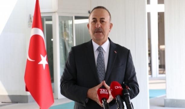 Bakan Çavuşoğlu: 'Gerginliğin sorumlusu Türkiye değil Yunanistan'dır'