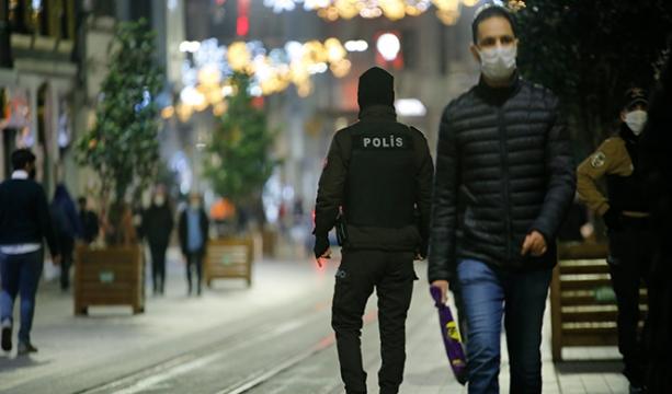 İçişleri Bakanlığı: 'Sokağa çıkma kısıtlamasında 12 bin kişiye işlem yapıldı'
