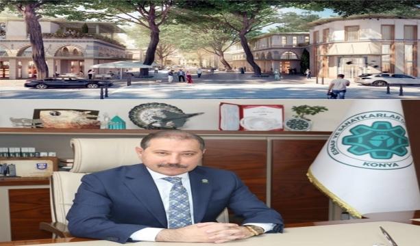 Başkan Karabacak'tan Bakan Kurum ve Başkan Altay'a teşekkür