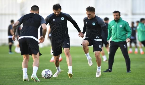 ittifak Holding Konyaspor' Sezonunun son iç saha maçında yarın (11 Mayıs Salı günü) Trabzonspor'u konuk edecek.