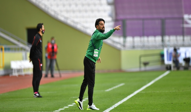 Teknik Direktör İlhan Palut Trabzonspor maçı sonrası açıklamalarda bulundu