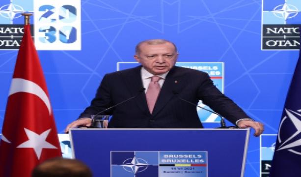 """Cumhurbaşkanı Erdoğan: """"Türkiye müttefikleriyle iş birliği içinde, küresel barış, refah ve istikrarın tesisine yardımcı olmayı sürdürecektir"""""""