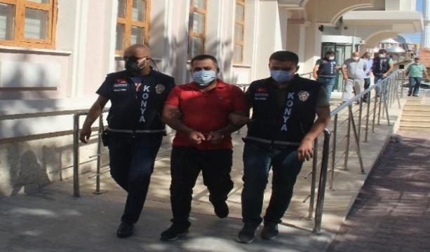Evine alacağını almaya gelen kişiyi öldüren şüpheli tutuklandı
