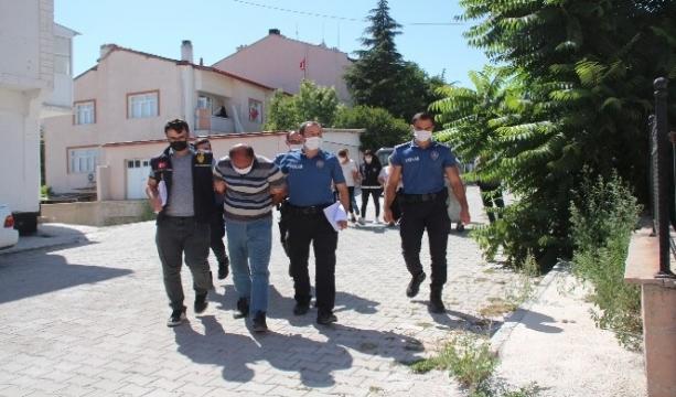 Konya'nın Yunak ilçesinde Gurbetçinin 25 bin eurosunu çantasından çaldılar