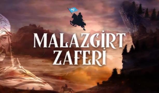 "Cumhurbaşkanlığı İletişim Başkanlığından fethin 950. yılında ""Malazgirt Zaferi"" videosu"