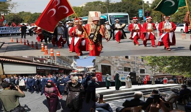 34. Ahilik Haftası Etkinlikleri Konya'da Başladı