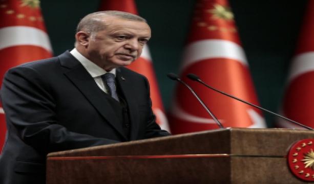 Cumhurbaşkanı Erdoğan'dan 26 Eylül Türk Dil Bayramı mesaj